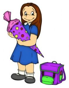 Schule, Grundschule, Schulbeginn, Schultüte